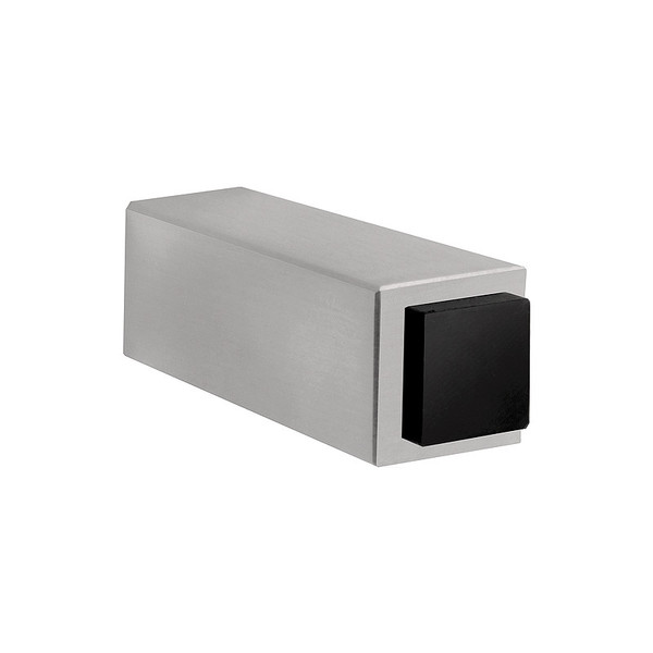 Wall Mounted Door Stop From The SQUARE Collection. Learn More.
